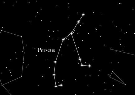Sternbild Perseus