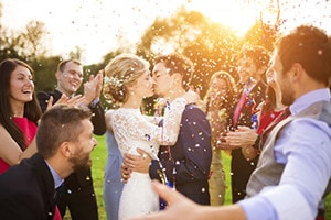 Sterntaufe zur Hochzeit